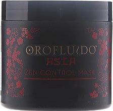 Profumi e cosmetici Maschera per capelli - Orofluido Asia Zen Control Mask
