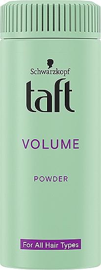 Polvere per lo styling dei capelli - Schwarzkopf Taft Volumen Powder
