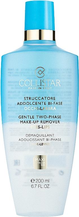 Struccante bifasico occhi e labbra - Collistar Gentle Two-Phase Make-Up Remover