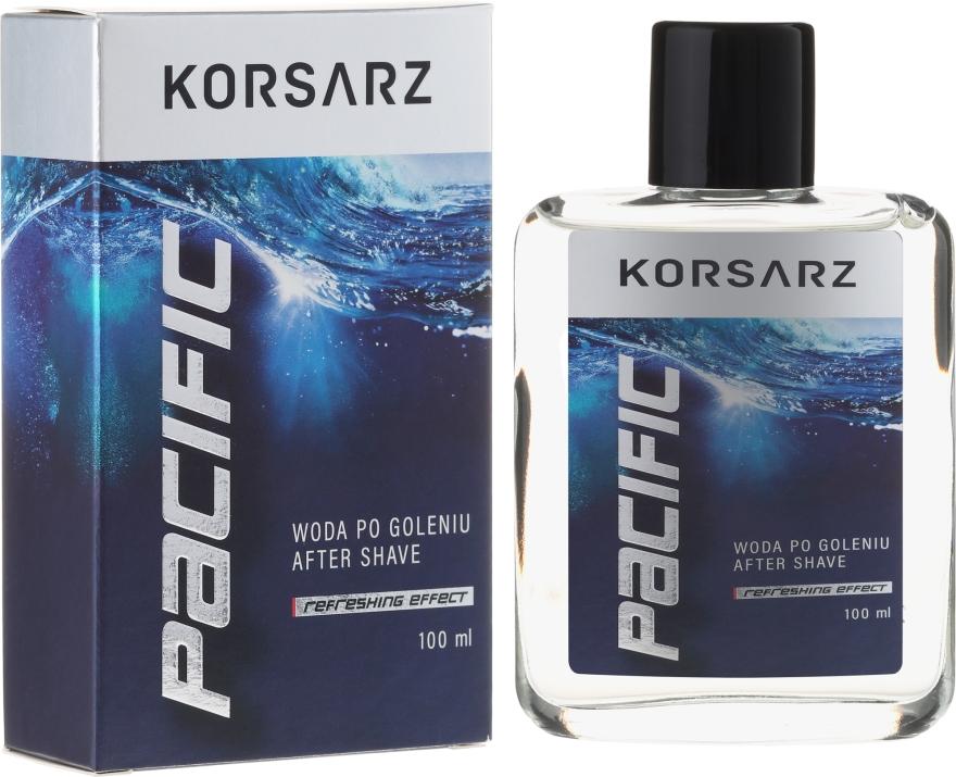"Lozione dopobarba ""Pacific"" - Pharma CF Korsarz After Shave Lotion"