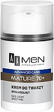 Crema viso levigante - AA Men Care Mature 70+ Face Cream — foto N2