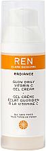 Profumi e cosmetici Crema da giorno alla vitamina C. - Ren Radiance Glow Daily Vitamin C Gel Cream Moisturizer