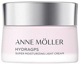Profumi e cosmetici Crema viso - Anne Moller HydraGPS Super Moisturising Light Cream