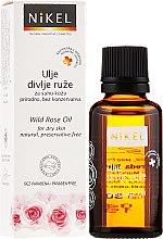 Profumi e cosmetici Olio di rosa selvatica - Nikel Wild Rose Oil