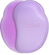 Profumi e cosmetici Spazzola per capelli, viola - Tangle Teezer The Original Fine & Fragile Pink Dawn