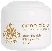 Profumi e cosmetici Crema lifting da giorno + UV nanotecnologia anti-rughe 40+ - Ziaja Anno d'Oro