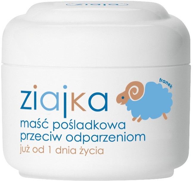 Crema cambio pannolino - Ziaja Nappy Cream