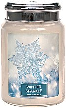 Profumi e cosmetici Candela profumata - Village Candle Winter Sparkle