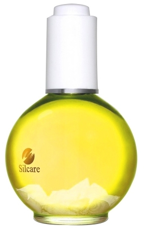 Olio unghie e cuticole - Silcare Olive Shells Citron Lemon Yellow
