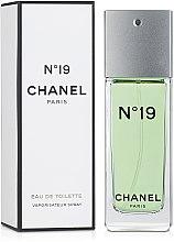 Profumi e cosmetici Chanel N19 - Eau de toilette