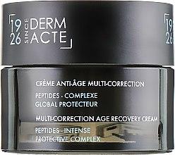 Crema multi-correttore rivitalizzante con peptidi e complesso protettivo - Academie Derm Acte Multi-Correction Age Recovery Cream — foto N2