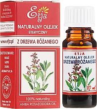 Profumi e cosmetici Olio essenziale naturale di palissandro - Etja Natural Essential Oil