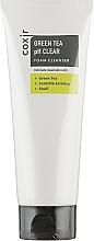 Profumi e cosmetici Schiuma detergente - Coxir Green Tea pH Clear Foam Cleanser
