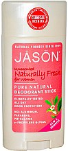 Profumi e cosmetici Deodorante inodore - Jason Natural Cosmetics Pure Natural Deodorant Stick Unscented