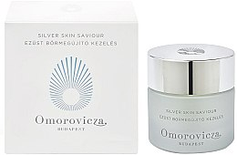 Profumi e cosmetici Maschera illuminante viso e collo - Omorovicza Silver Skin Saviour