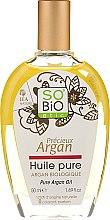 Profumi e cosmetici Olio di Argan puro - So'Bio Etic Pure Argan Oil