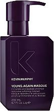Profumi e cosmetici Maschera rivitalizzante ammorbidente per capelli secchi e danneggiati - Kevin.Murphy Young.Again.Masque