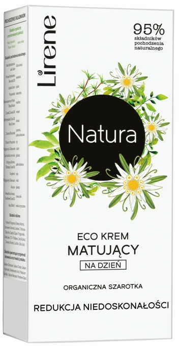 """Crema da giorno """"Edelweiss"""" - Lirene Natura Eco Cream"""
