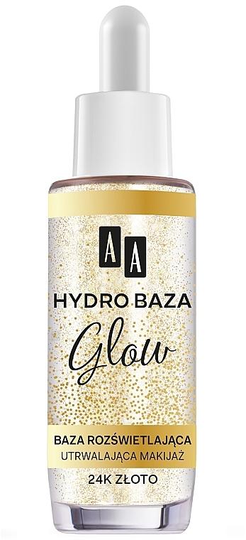Base trucco illuminante - AA Hydro Baza Glow — foto N1