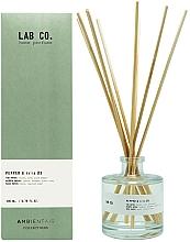 Profumi e cosmetici Diffusore di aromi - Ambientair Lab Co. Pepper & Iris