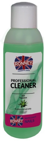 "Nail Cleaner ""Aloe"" - Ronney Professional Nail Cleaner Aloe"