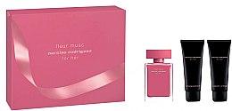 Profumi e cosmetici Narciso Rodriguez Fleur Musc - Set (edp/50ml + sh/gel/75ml + b/lot/75ml)