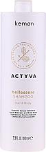 Profumi e cosmetici Shampoo-gel doccia - Kemon Actyva Bellessere Shampoo