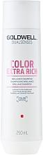 Profumi e cosmetici Shampoo intensivo per la lucentezza dei capelli tinti - Goldwell Dualsenses Color Extra Rich Brilliance Shampoo