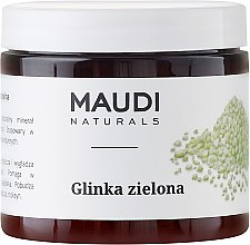 Profumi e cosmetici Argilla verde per viso - Maudi