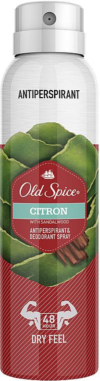 Deodorante spray - Old Spice Citron Dezodorant Spray
