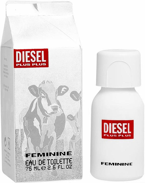 Diesel Plus Plus Feminine - Eau de toilette