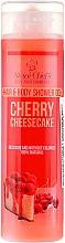 """Profumi e cosmetici Gel doccia per capelli e corpo """"Amareno cheesecake"""" - Hristina Stani Chef's Cherry Cheesecake Hair and Body Shower Gel"""