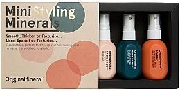 Profumi e cosmetici Set - Original & Mineral Mini Styling Kit (h/spray/50ml + h/spray/50ml + h/spray/50ml)