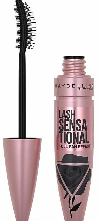 Mascara - Maybelline Lash Sensational Full Fan Effect
