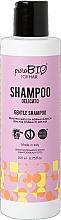 Profumi e cosmetici Shampoo - puroBIO Cosmetics For Hair Gentle Shampoo