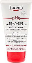 Profumi e cosmetici Crema mani anti-reazioni allergiche - Eucerin pH5 Hand Creme