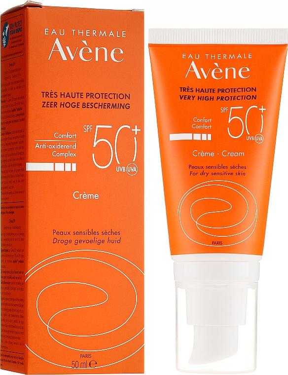 Crema solare - Avene Eau Thermale Sun Cream SPF50