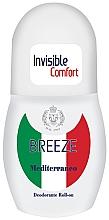 "Profumi e cosmetici Deodorante roll-on ""Comfort invisibile"" - Breeze Invisible Comfort Deodorante Roll-on"