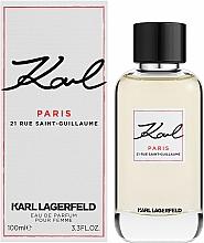 Karl Lagerfeld Paris - Eau de parfum — foto N2