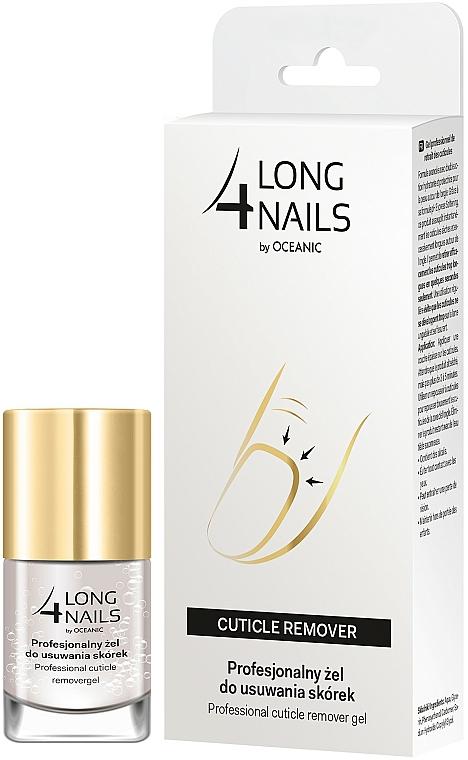 Gel professionale per la rimozione delle cuticole - Long4Lashes Nails Cuticle Remover