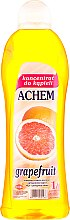 "Profumi e cosmetici Concentrato liquido da bagno ""Pompelmo"" - Achem Concentrated Bubble Bath Grapefruit"