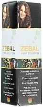 Profumi e cosmetici Lozione capelli rinforzante alle erbe «Zebal» - Biofarma Zebal