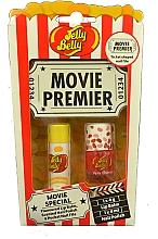 Profumi e cosmetici Set - Jelly Belly Movie Mix Pack (lip/balm/4g+nail/polish/4ml+nail/file)