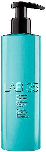 Condizionante per capelli ricci - Kallos Cosmetics Lab 35 Curl Conditioner