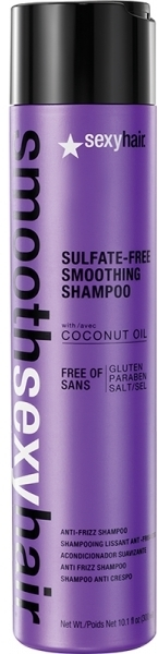 Shampoo per capelli fragili - SexyHair SmoothSexyHair Anti-Frizz Shampoo — foto N1