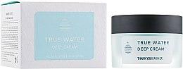 Profumi e cosmetici Crema idratante profonda - Thank You Farmer True Water Deep Cream
