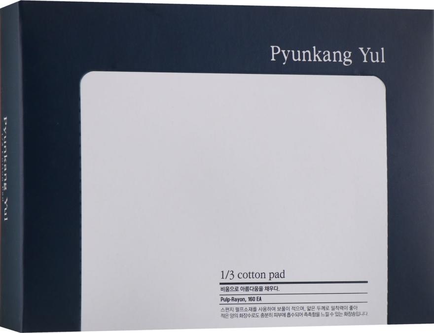 Dischetti di cotone delicati - Pyunkang Yul 1/3 Cotton Pad