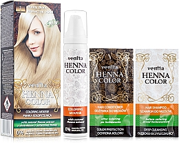 Profumi e cosmetici Mousse colorante all'hennè - Venita Henna Color Coloring Mousse
