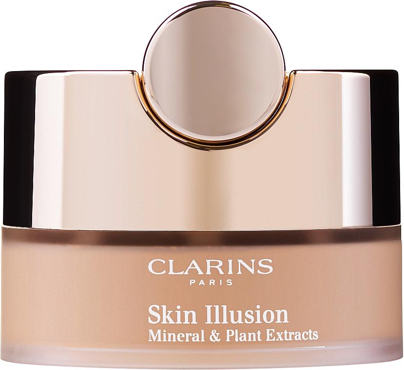 Cipria minerale in polvere - Clarins Skin Illusion Loose Powder Foundation