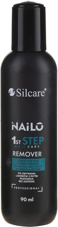 Solvente per smalto - Silcare Nailo